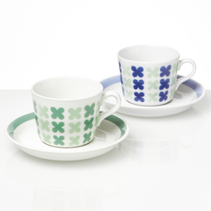 Arabia Roine coffee cups