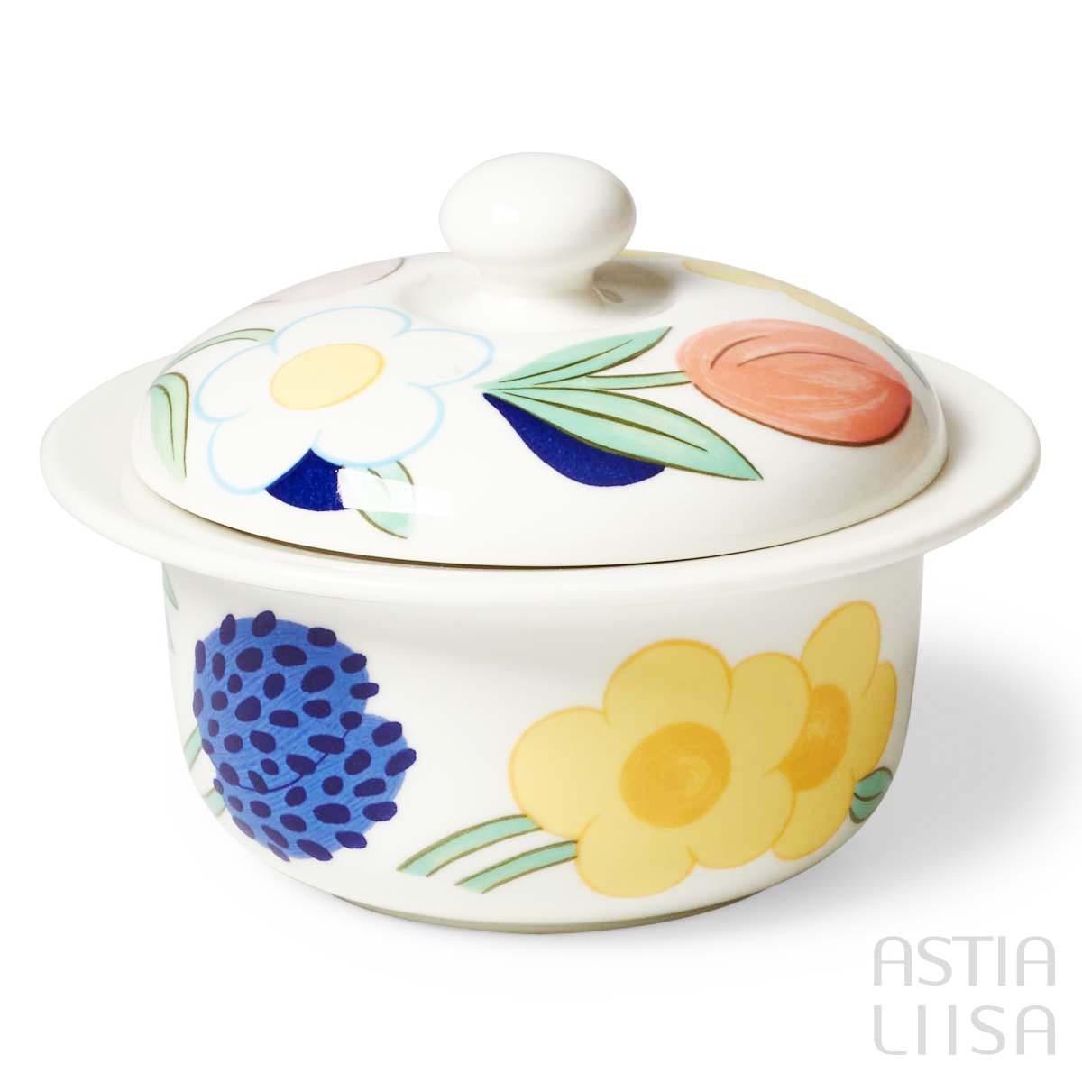 Finland Arabia Arctica Sugar Bowl W//C 0.26 L