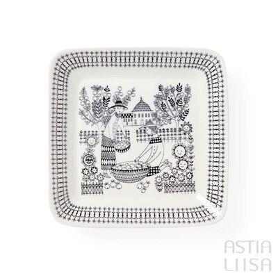 Serving Plates And Bowls Arabia Emilia Platter Vintage